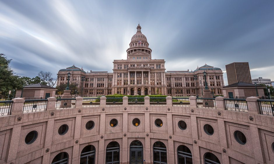 Texas Legislature Back in Session